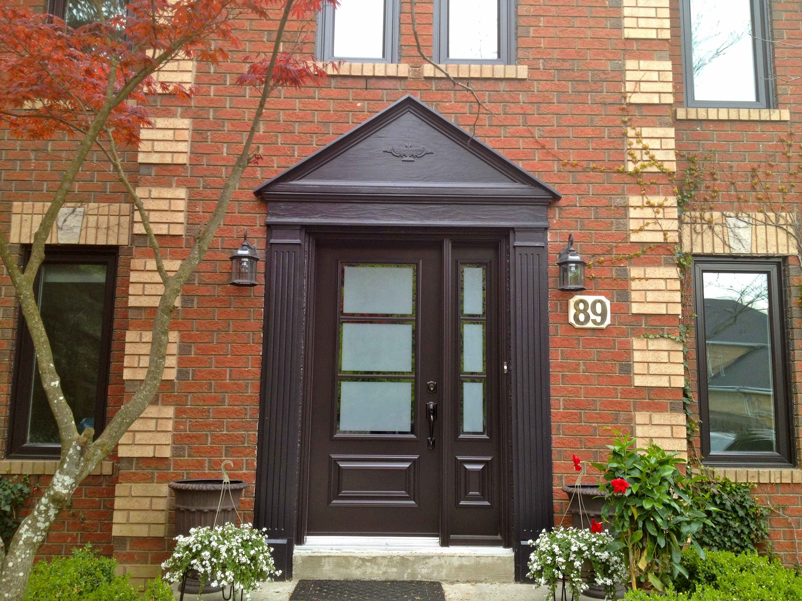 Exterior doors for sale by toronto doors and windows company for Exterior windows for sale