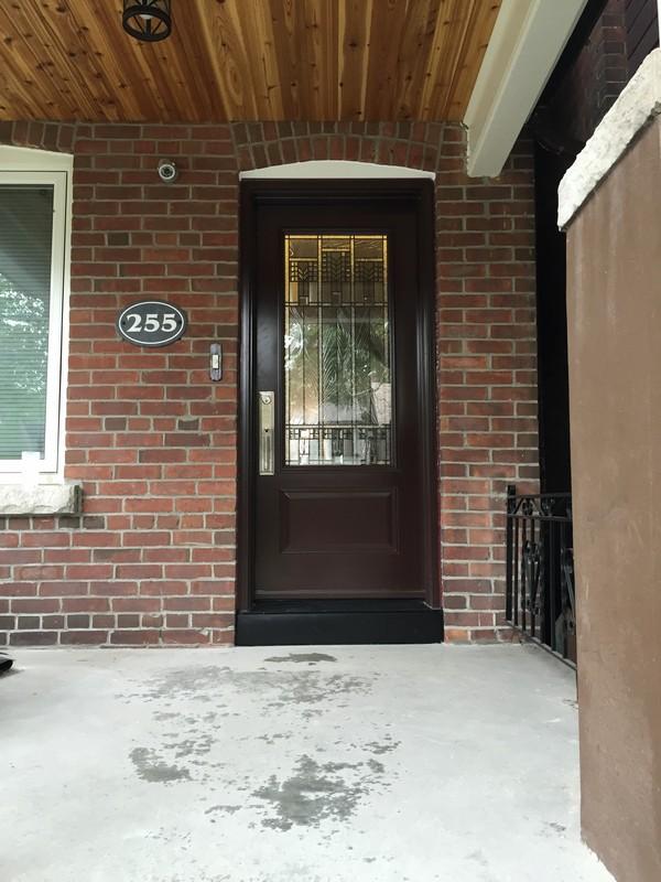 Entry Door Break-ins