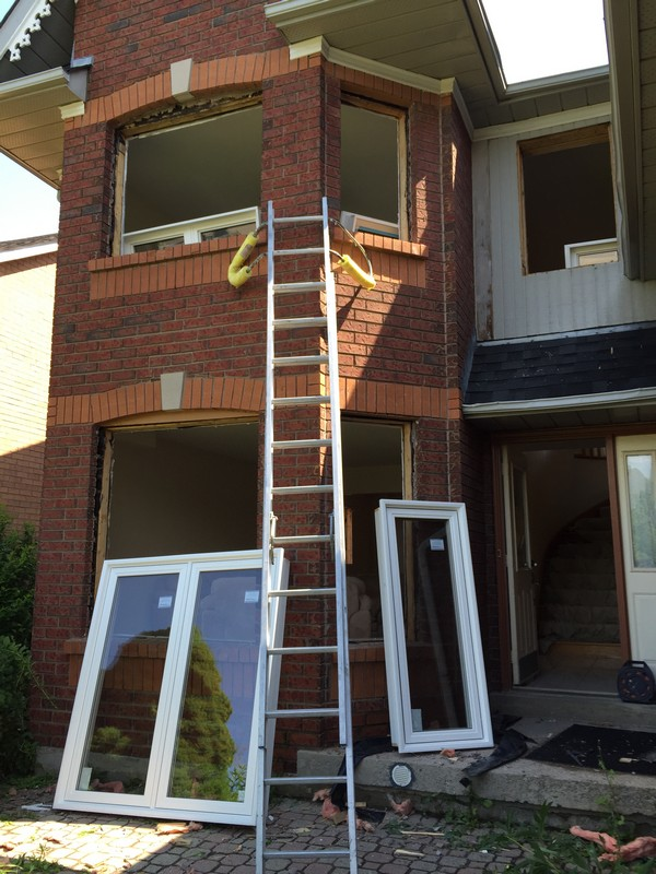 How a modern window replacement leads to a warmer home for House door window replacement