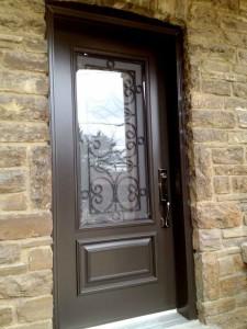 security entry doors
