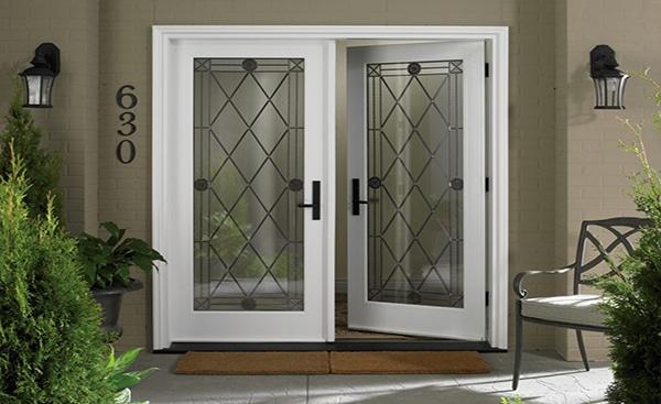 Double Door by toronto doors and windows company
