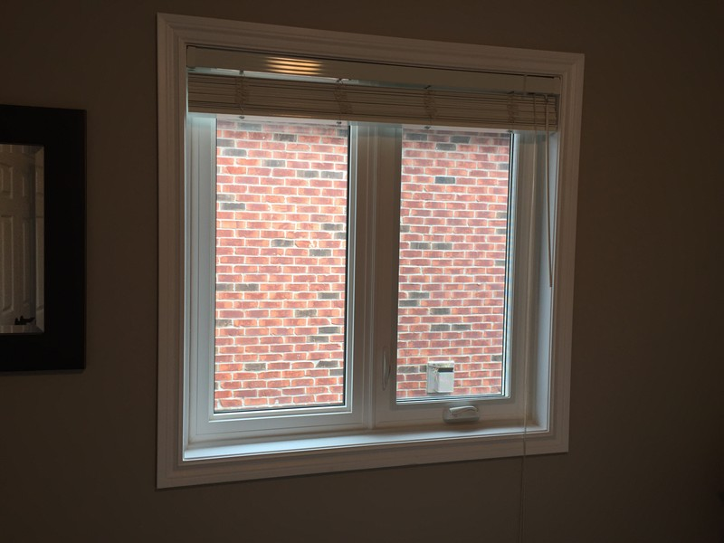 replacement windows installation