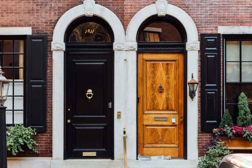 Entry Door Features