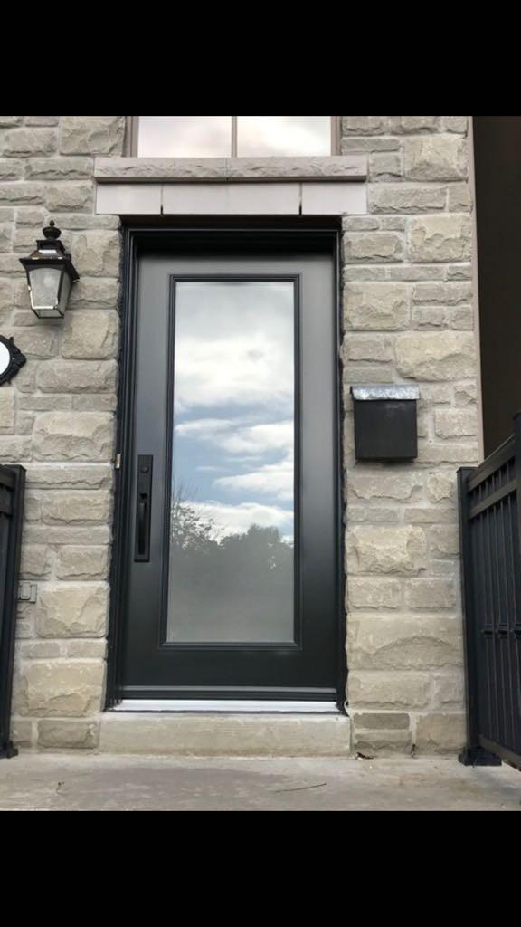 FiberglassEntry Door
